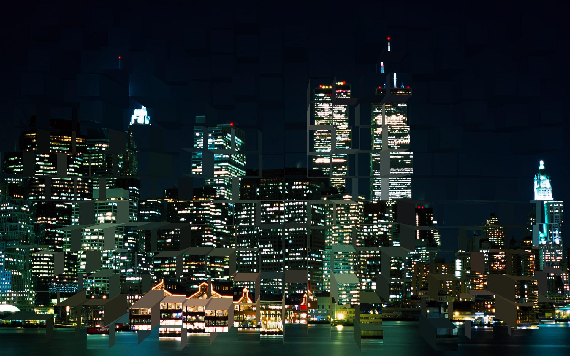 Photon Cityscape