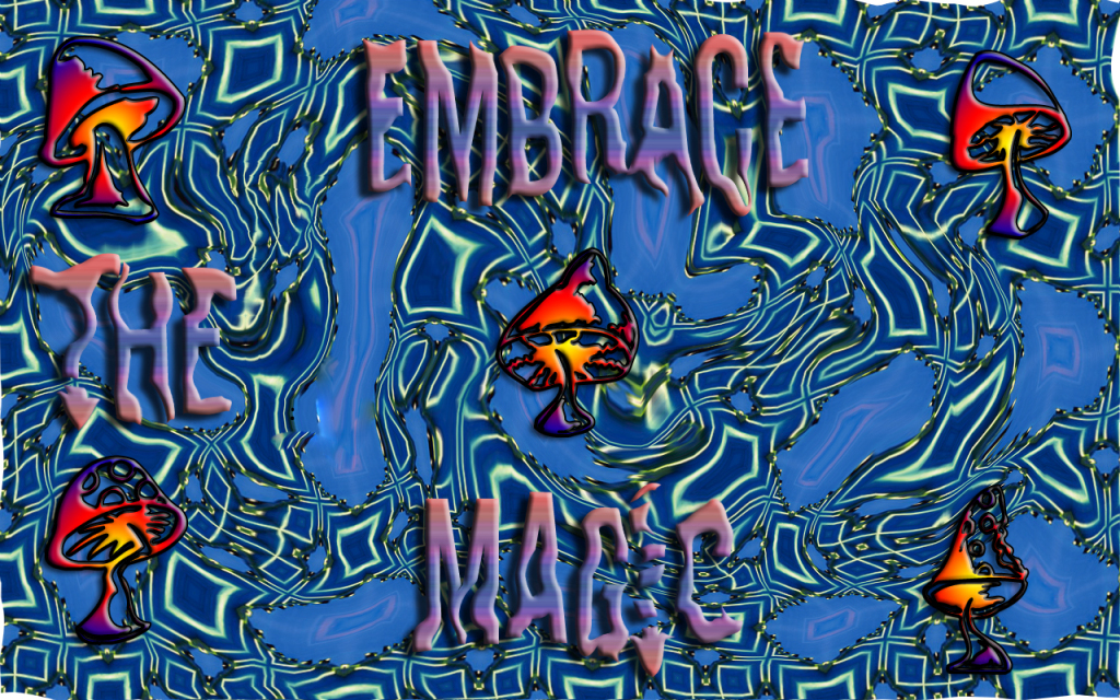 Embrace the magic