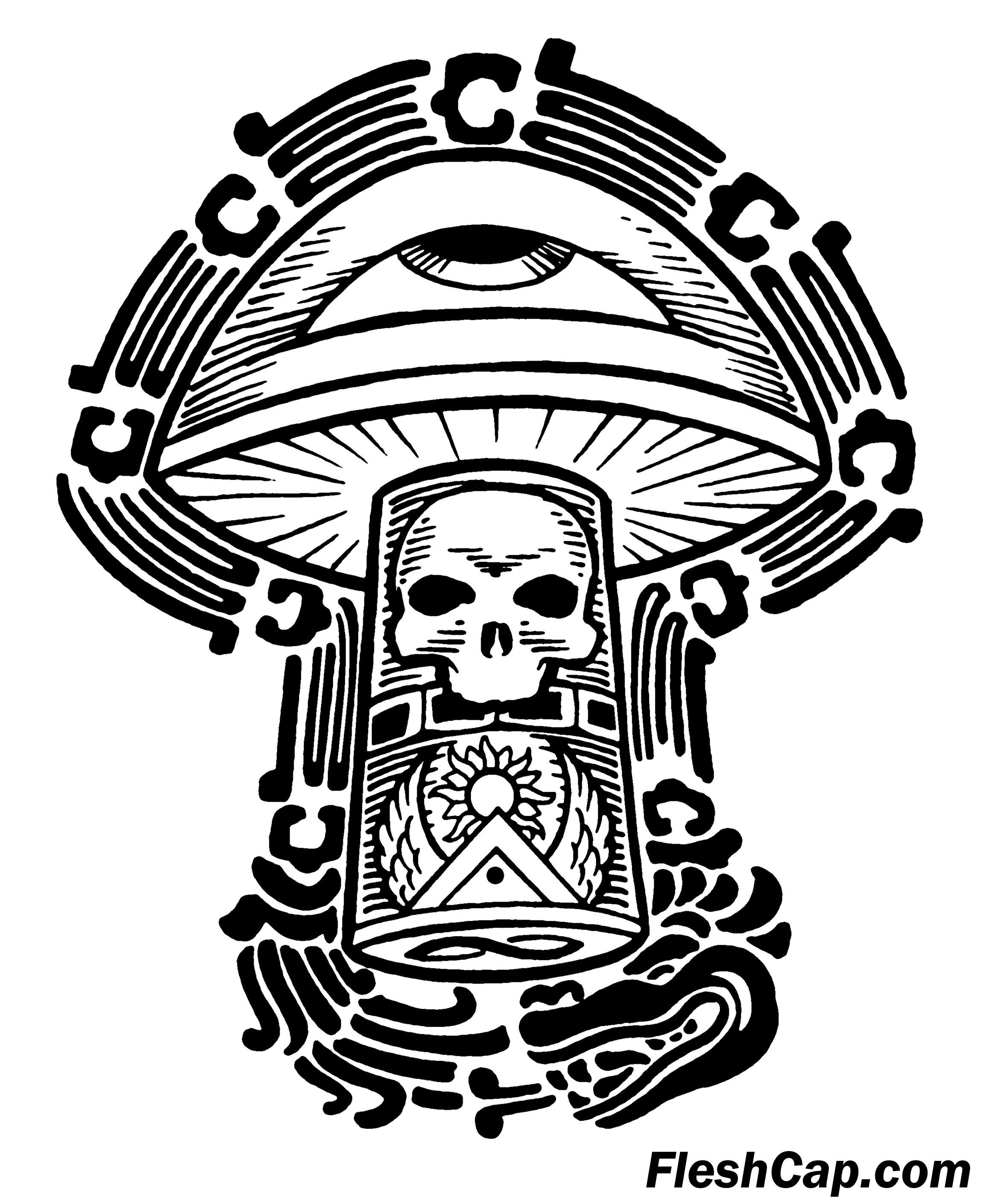 FleshCap Mushroom Icon