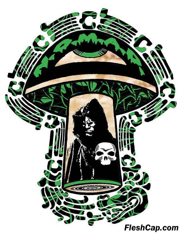 Fleshcap Mushroom by NOMAD