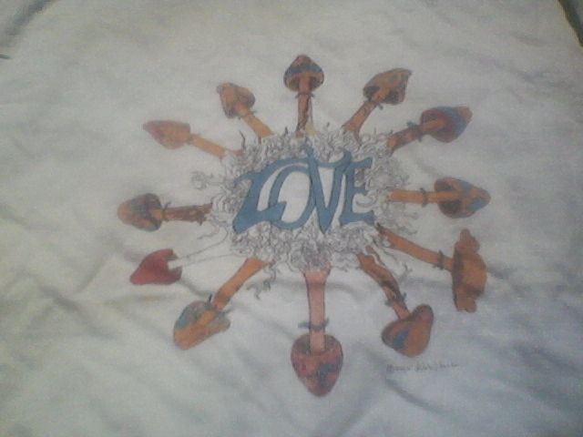 Infinite Shrrom Love