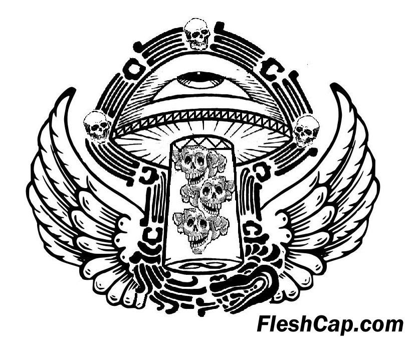 Fleshcap Mushroom by Sector One