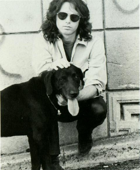 Jim Morrison And Jeff Martin Music Art And Media