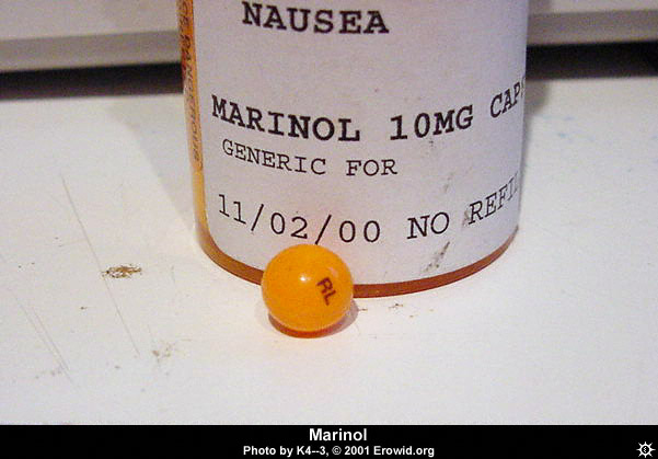 MARINOL - The Psychedelic Experience - Shroomery Message Board