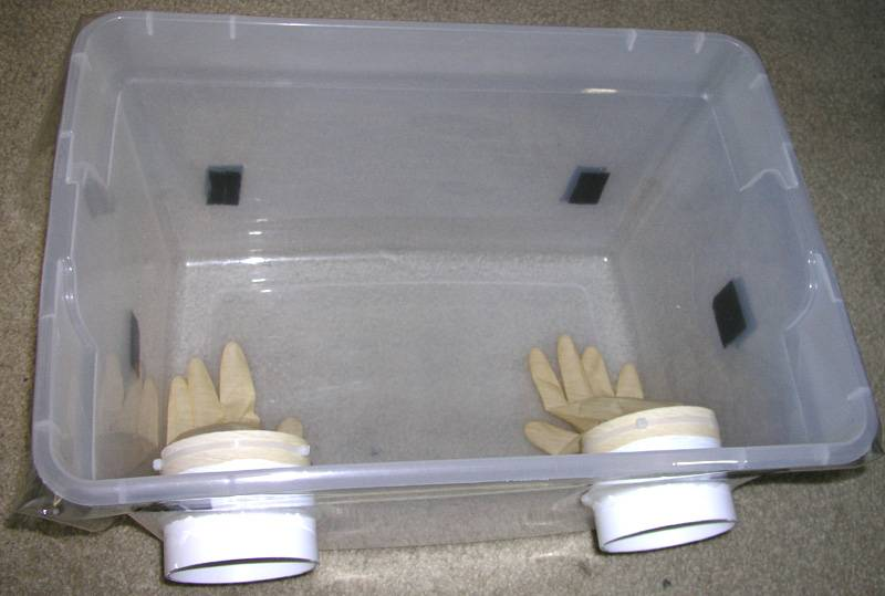 My glovebox lid made of clear furniture wrap and velcro (pics ...