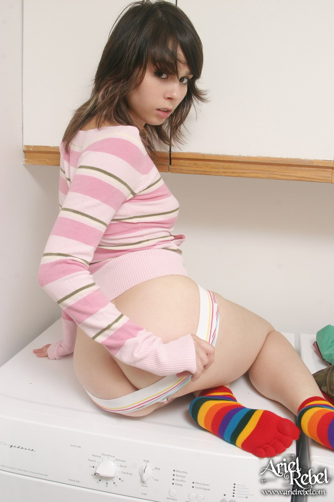 Sock fetish message boards lays her