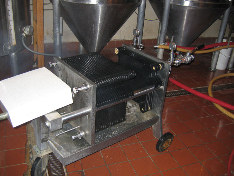Pics Of My Old Brewing Setup Culinary Arts Gardening