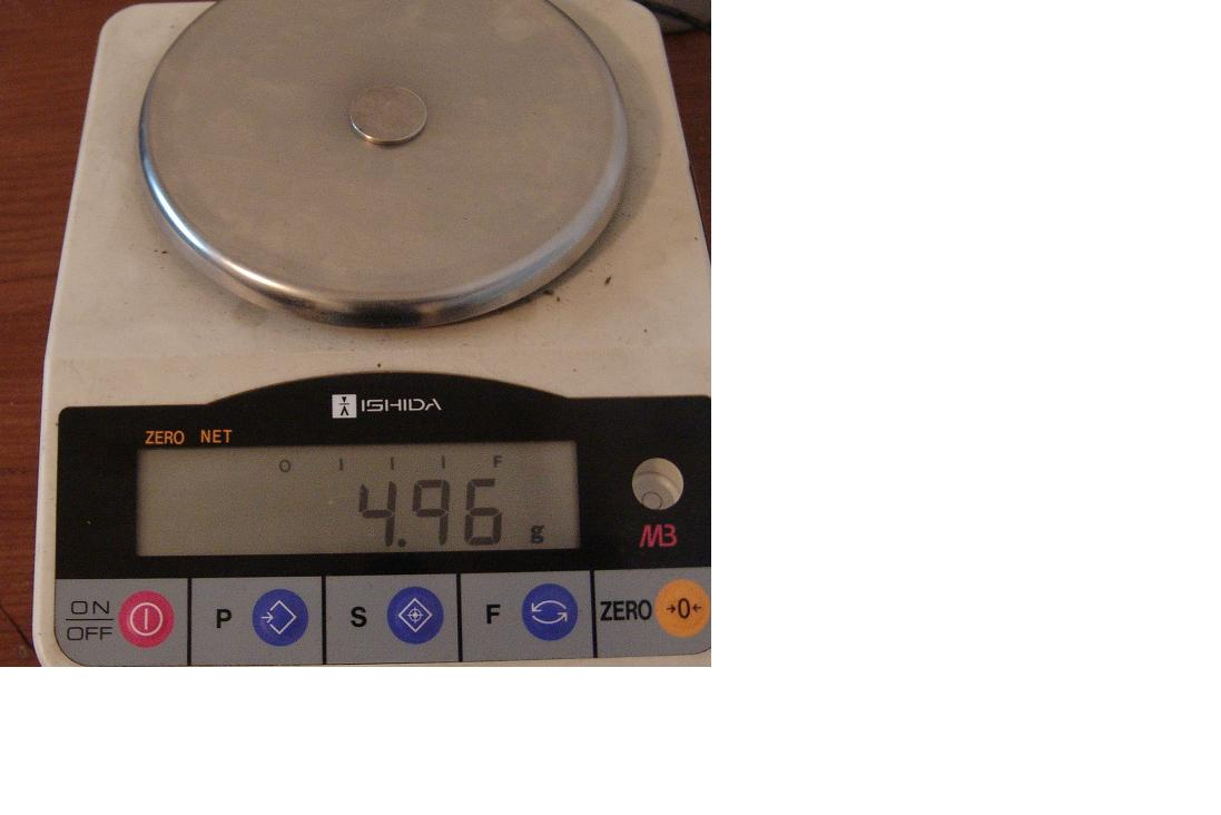 Help With Calibration Mg Scale The Pub Shroomery Message Board