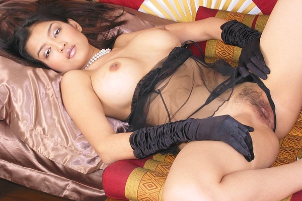Sexy asian lucy lee gets her asshole nailed 1