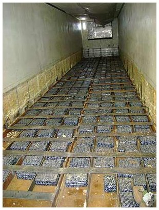 CBP Officers Seize Ton of Marijuana Hidden Under Truck ...