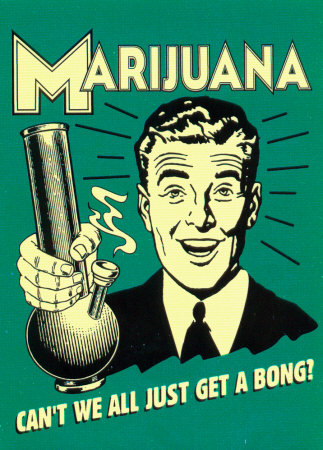 How do bongs rank among the methods of getting high? (lung health ...
