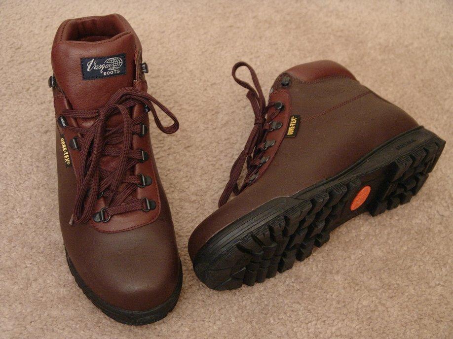 Alternative boots to the Vasque