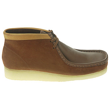 Clarks Mens Shoes Wallaby Lofers