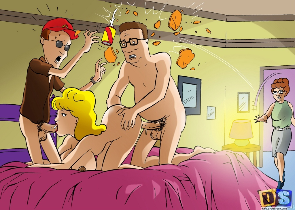 Free King Of The Hill Porn Videos