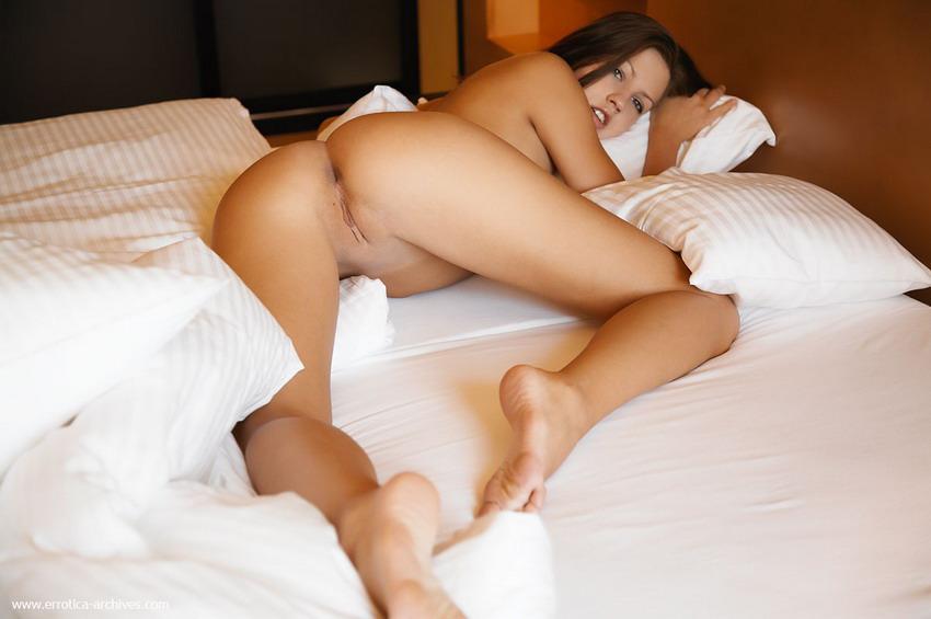 эротика в постели фото