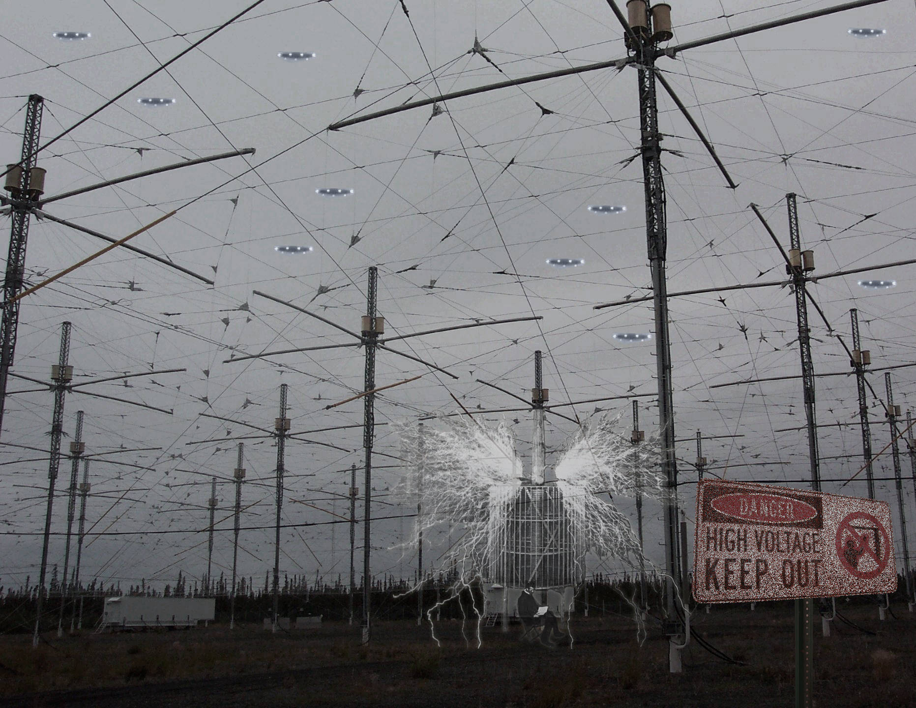 high frequency active auroral research program essay The north american haarp (high frequency active auroral research program) has been since 1999 conducting research into the ionosphere in gakona, alaska.