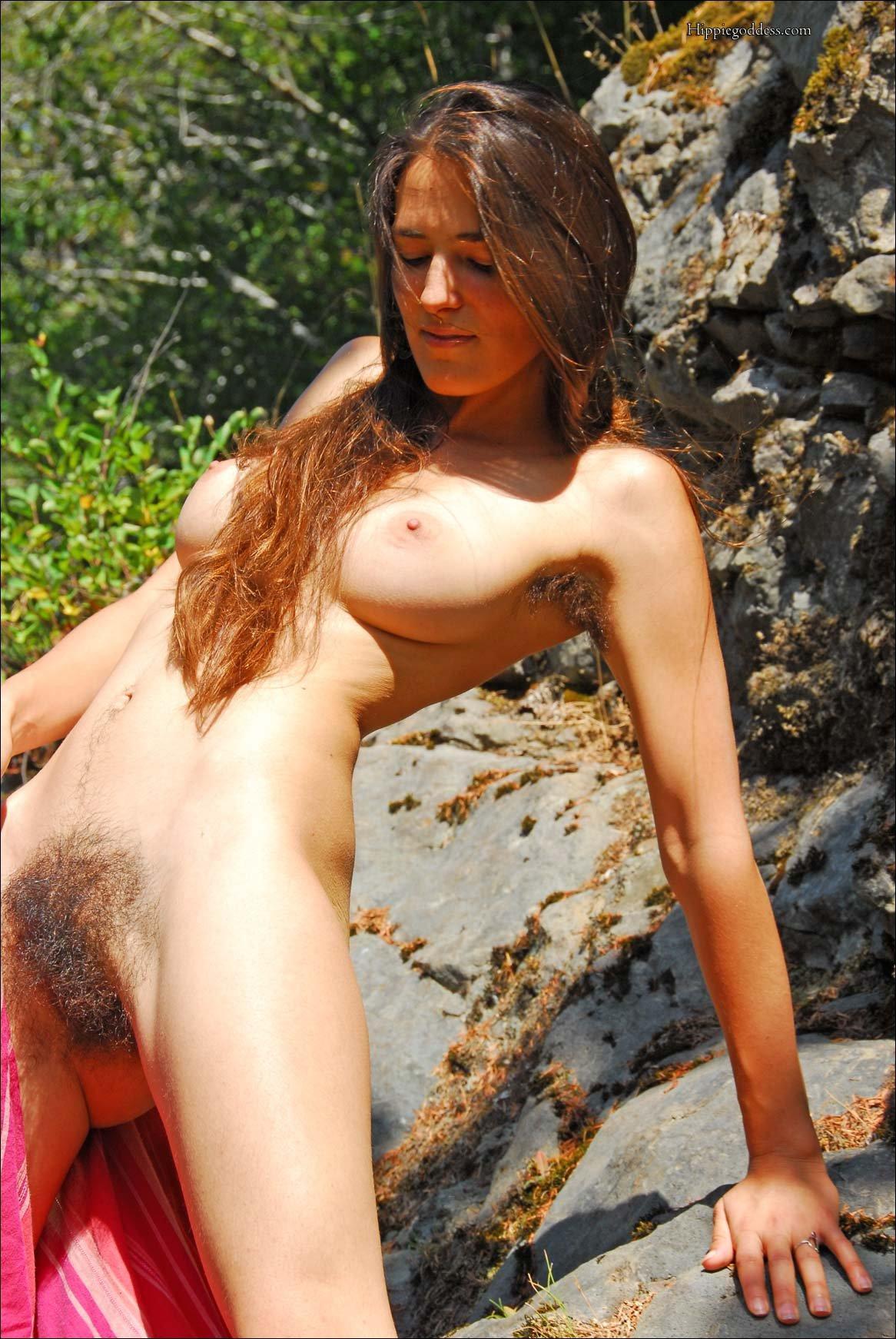 Hairy Hippie Women 34
