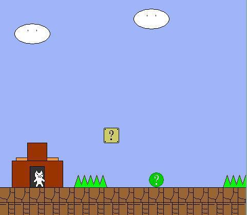 скачать игру Cat Mario 3 - фото 5