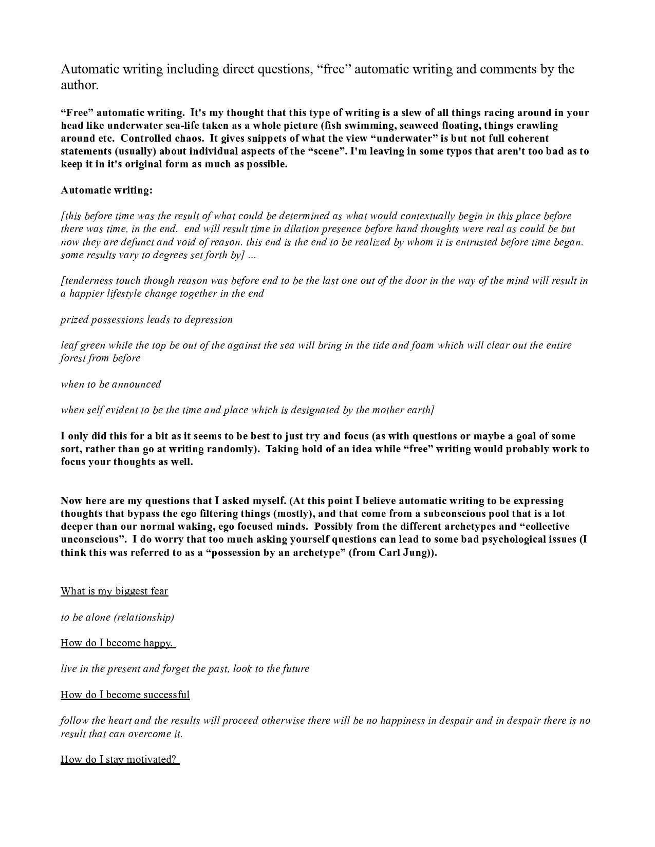 Discursive essay plan int 20
