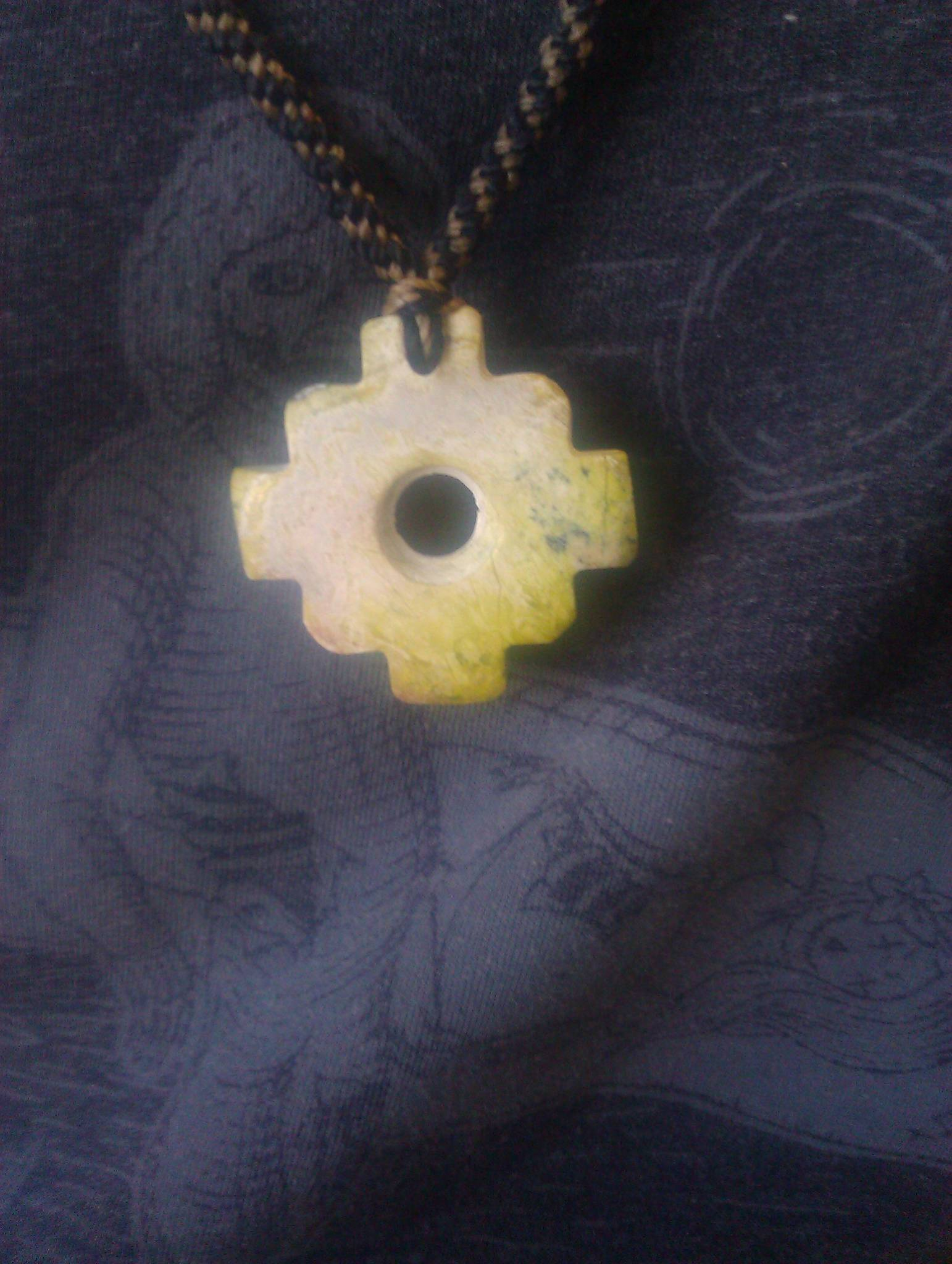 Ayahuasca and the chakana inca cross the psychedelic experience a couple days later i was looking at stuff to buy and saw this pendant aloadofball Images