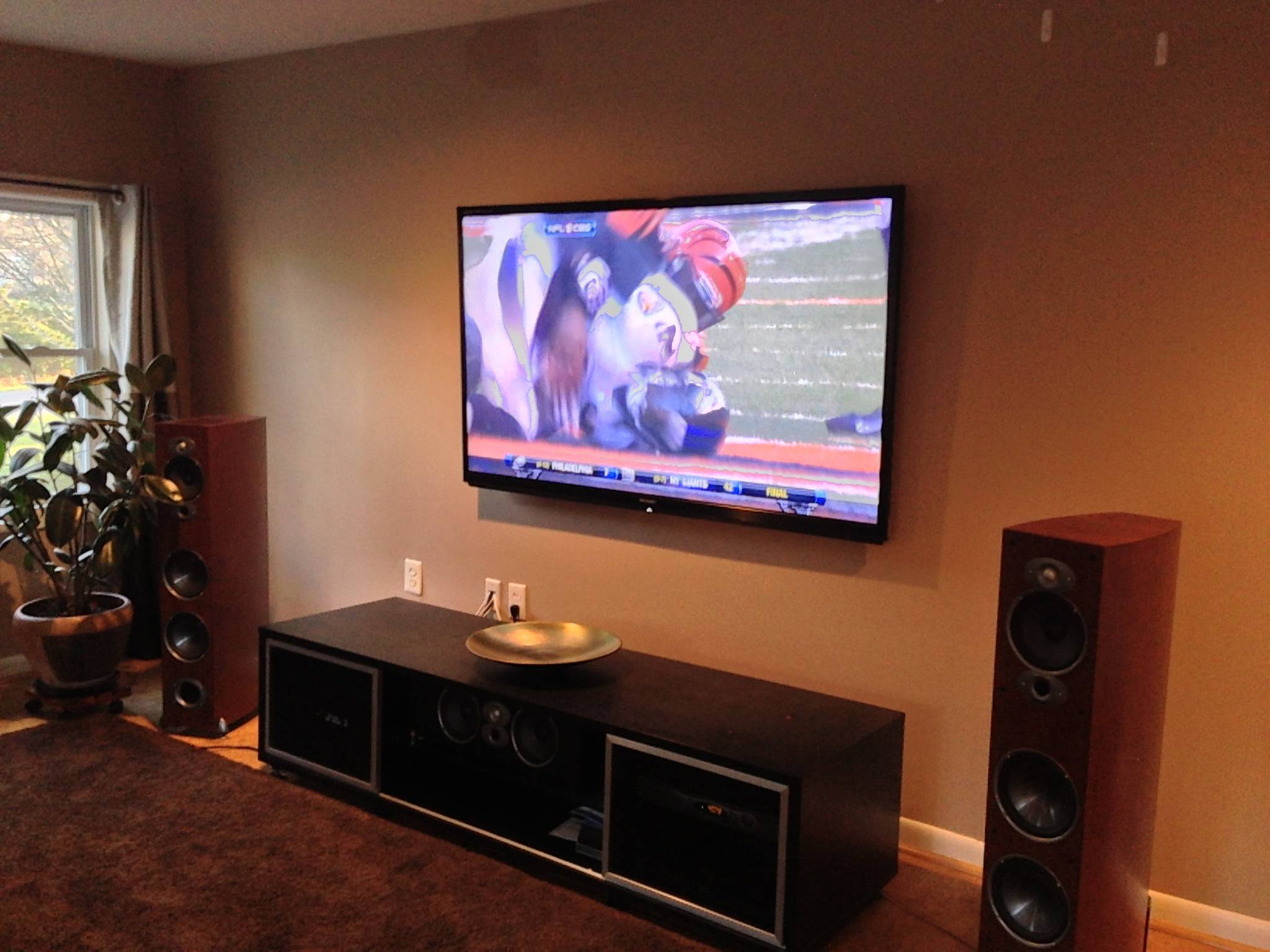 Small Home Theater Room Layout