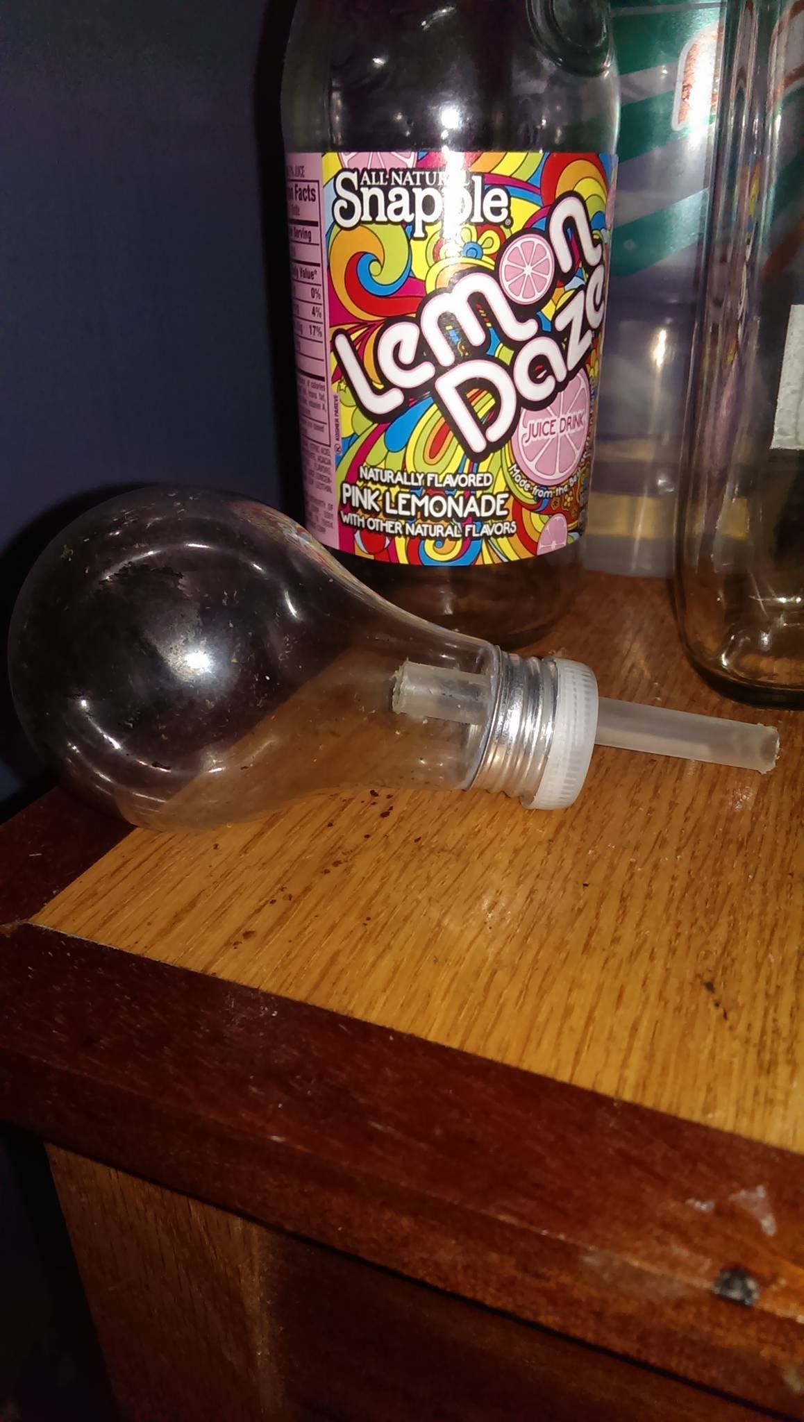 Light Bulb Vapes r great for vaping DMT, weed, and other