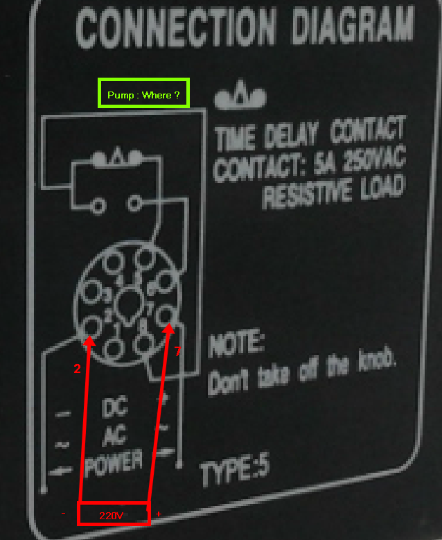 how to wire my anly atdv y twin analogue timer ? mushroom Intermatic Digital Timer Wiring Diagrams at Anly Timer Wiring Diagram