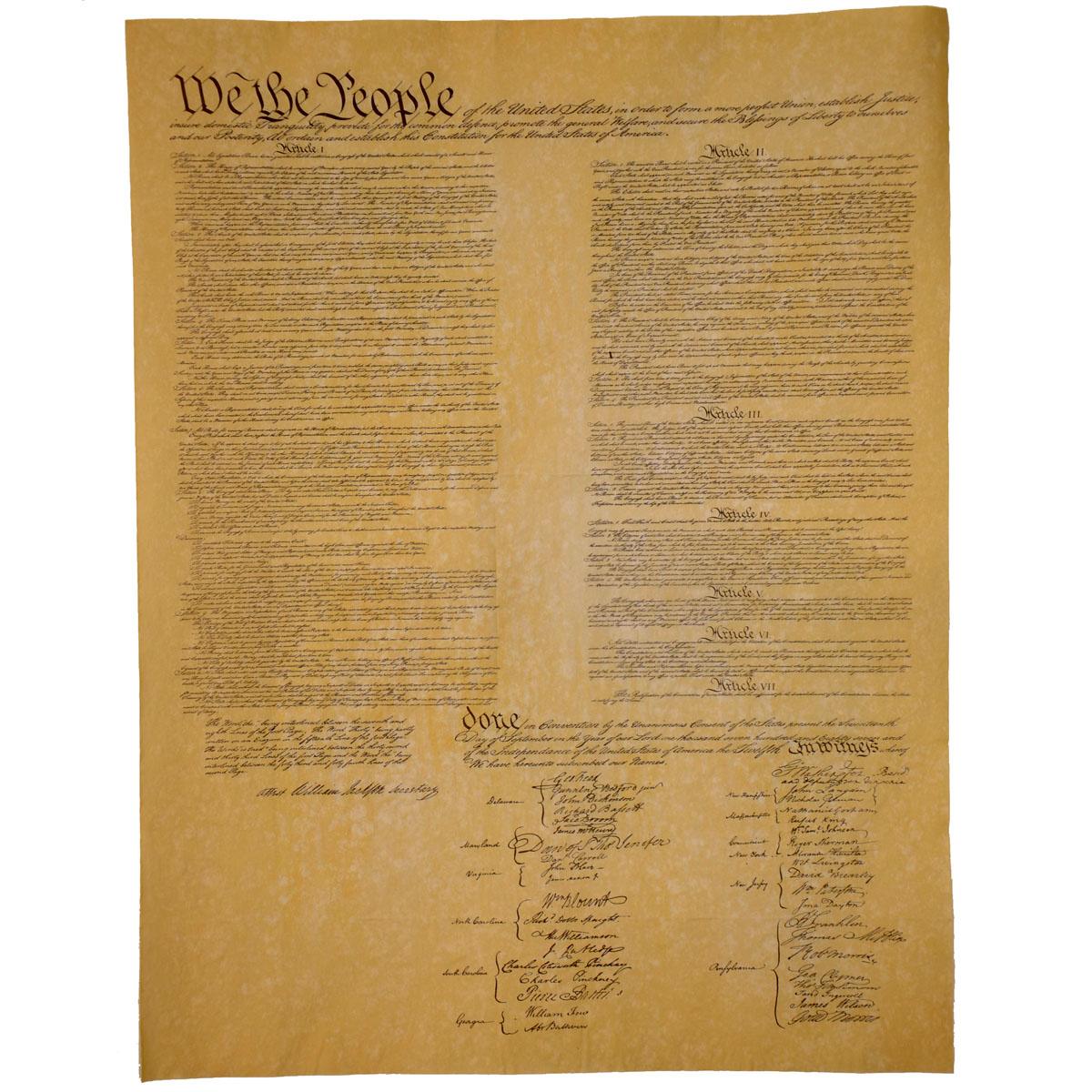 u.s. constitution dbq essay