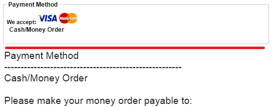 Can anybody explain what a money order is?