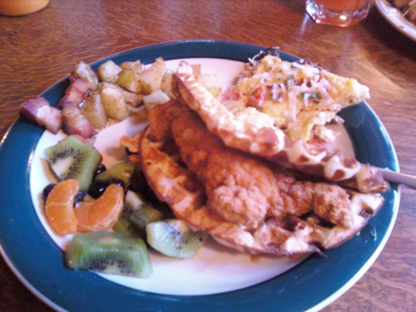 Image Result For Id Chicken And Waffles