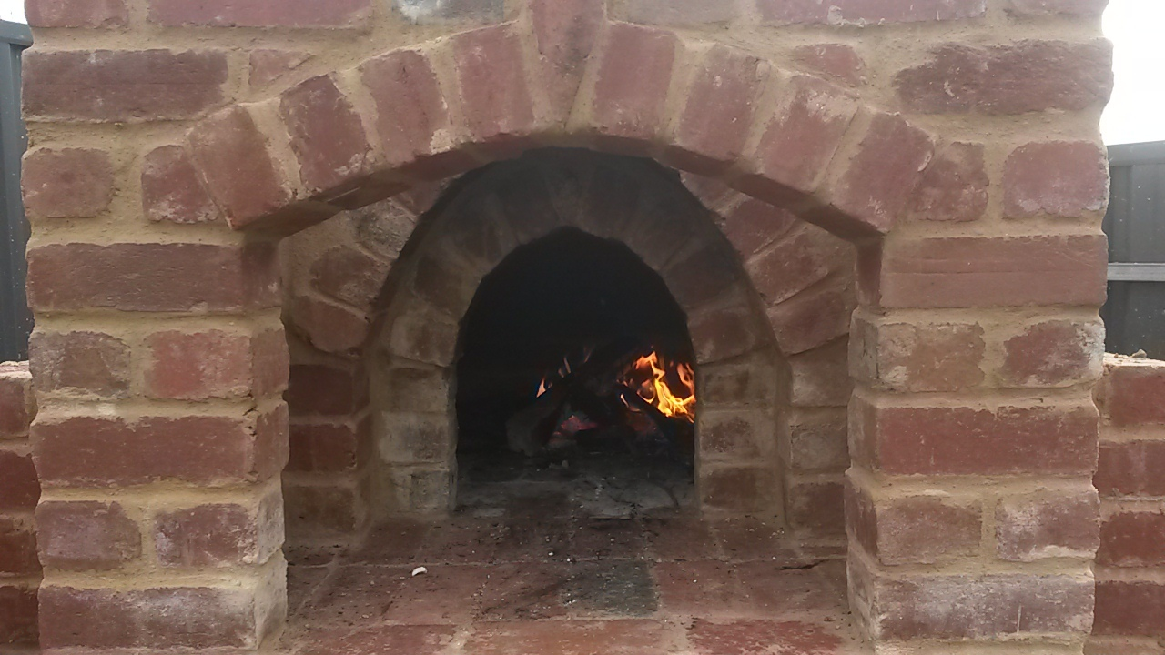 Pizza Oven Outdoor Kitchens