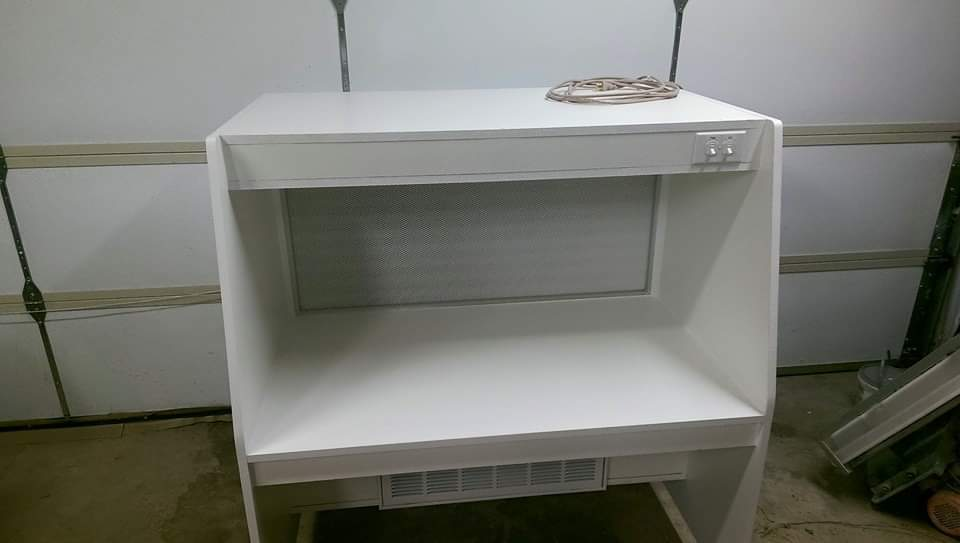Need outlets for custom built laminar cabinets  - Shroomery