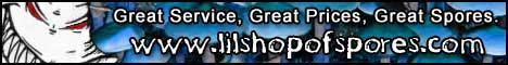 Lil Shop Of Spores